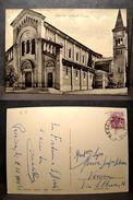(FG.Q35) PESCINA - CHIESA DI SAN GIUSEPPE (L'AQUILA) Con Annullo - VIAGGIATA - L'Aquila