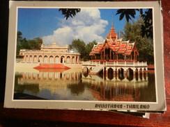 14680) THAILAND AYUDHYA SUMMER PALACE THAI KING'S VIAGGIATA - Tailandia