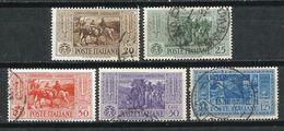 Italia. 1932. Cincuentenario De La Muerte De Garibaldi. - 1900-44 Victor Emmanuel III