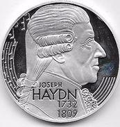 Autriche - 25 Ecu Argent - Haydn - Austria