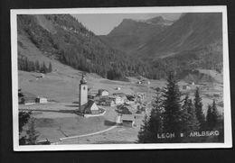Lech Am Arlberg  - CPSM Photo 13,5X9 Cm Env Autriche  Austria - Lech