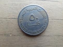 Emirats Arabes Unis  50  Fils  1973  Km 5 - Emirats Arabes Unis