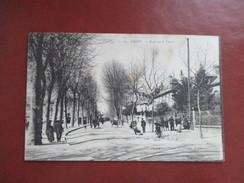 CPA 19 BRIVE BOULEVARD THIERS - Brive La Gaillarde