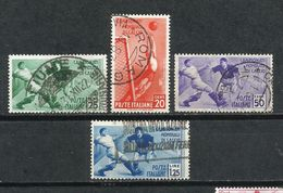 Italia. 1934. 2º Copa Mundial De Fútbol - 1900-44 Victor Emmanuel III