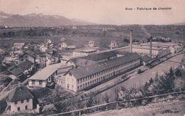 Broc, Fabrique De Chocolat (CM 419) - FR Fribourg