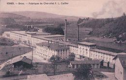 Broc, Fabrique De Chocolat (10965) - FR Fribourg