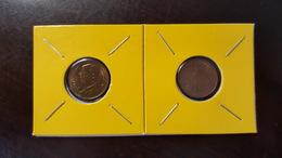 Thailand Coin Circulation 50 Satang 1/2 Baht Year 1990 UNC 2 Pcs (2) - Thailand