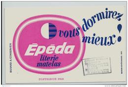 Buvard - épéda Matelas - Buvards, Protège-cahiers Illustrés