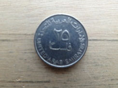 Emirats Arabes Unis  25  Fils  2007  Km 4 - Emirats Arabes Unis