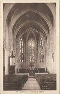 CERIZAY, Intérieur De L'église - Cerizay
