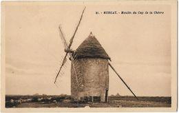 Morgat - Moulin Du Cap De La Chèvre - Morgat