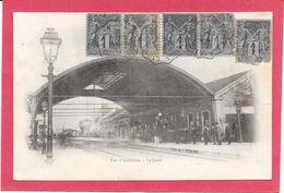 01 AMBERIEU - La Gare - Intérieur - Sonstige Gemeinden