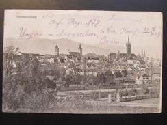 AK HERMANNSTADT SIBIU 1916  // D*28546 - Rumänien
