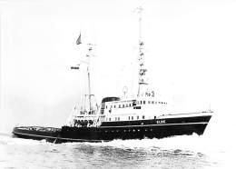 """ M.t. ELBE  "" ( NL Nederland ) L. Smit & Co's - REMORQUEUR Tug Boat Schlepper Sleepboot Remolcador - CPSM PF - Rimorchiatori"