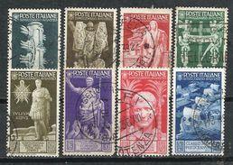 Italia. 1937. Bimilinario Del Nacimiento Del Emperador Augusto. - 1900-44 Victor Emmanuel III