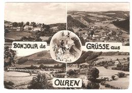 Ouren - Bonjour De / Grüsse Aus Ouren - Multivues - 1971 - Burg-Reuland