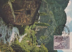 Ref. 5. Andorre. Maximum Carte. Tarjeta Máxima. Maximum Card. - Andorra Española