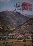 Ref. 5. Andorre. Maximum Carte. Tarjeta Máxima. Maximum Card. Andorra. Ondino - Andorra Española