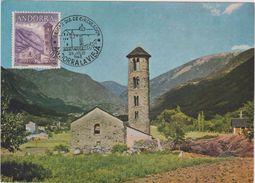 Ref. 5. Andorre. Maximum Carte. Tarjeta Máxima. Maximum Card. Andorra. Sta. Coloma - Andorra Española