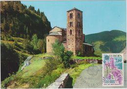Ref. 5. Andorre. Maximum Carte. Tarjeta Máxima. Maximum Card. Andorra. Canillo - Cartas Máxima