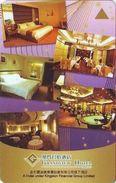 MACAO   KEY HOTEL Grandview Hotel Macau - Hotel Keycards