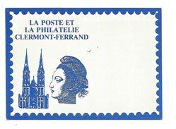 LA POSTE ET LA PHILATELIE CLERMONT FERRAND - Postal Services