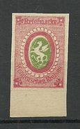 RUSSIA Latvia 1864 Lettland Wenden Michel 4 (*) - Lettland