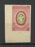 RUSSIA Latvia 1864 Lettland Wenden Michel 4 (*) - Latvia