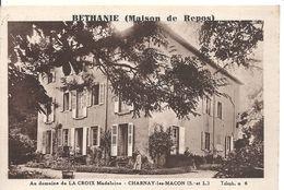 CHARNAY LES MACON. MAISON DE REPOS BETHANIE - France