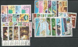 TOGO 8 Séries Complètes Oblitérés (37) O Cote 11,30$ 1976-77 - Togo (1960-...)