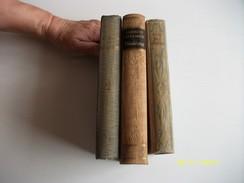 Lot N°1-3 Livres En Allemand Gothique - Livres, BD, Revues