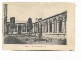 PISA - AREA DEL CAMPOSANTO  - NV FP - Pisa