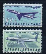 ** Czechoslovakia 1963 - Mi 1405-1406 MNH ** - Tschechoslowakei/CSSR