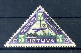 1922 LITUANIA N.A19 - Lituania