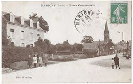 MARIGNY ( Manche )  - Ecole Communale   ( TTB  ETAT ) [15324] - Altri Comuni