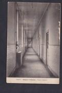 Nancy (54) Hopital Villemin - Couloir Interieur - Nancy