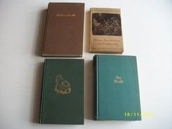 Lot N°2-4 Livres En Allemand - Livres, BD, Revues