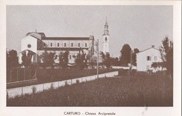 Carturo (Piazzola Sul Brenta) Chiesa Arcipretale. - Italia