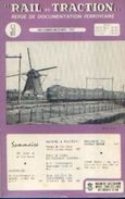 «N. V. Nederlandsche Spoorwegen » Article De 49 Pages In « RAIL ET TRACTION » N° 51 – 11-12/1957 - Chemin De Fer
