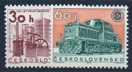 ** Czechoslovakia 1964 - Mi 1501-1502 MNH ** - Tschechoslowakei/CSSR