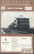 «Les Mines De Lignite & Le NORD-SÜD BAHN» Article De 25 Pages In « RAIL ET TRACTION » N° 58 – 01-02/1959 - Chemin De Fer