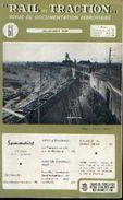 «Les Transports En Commun De HAMBOURG» Article De 22 Pages In « RAIL ET TRACTION » N° 61 – 07-08/1959 - Chemin De Fer