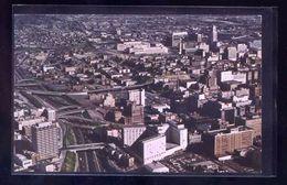 Los Angeles. *Harbor Freeway And Downtown* Nueva. - Los Angeles
