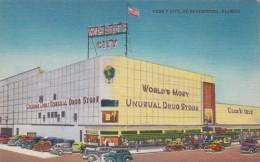 Florida St Petersburg Webb's City World's Most Unusual Drug Stor