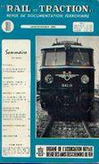 «La Motrice Articulée à 4 Essieux De La S.T.I.B.» Article De 22 Pages In « RAIL ET TRACTION » N° 88 – 01-02/1964 - Chemin De Fer