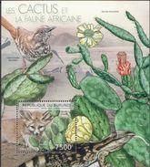 Burundi MNH Cactusses SS - Cactusses