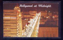 Los Angeles. *Hollywood At Midnight* Nueva. - Los Angeles