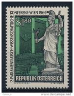 **Österreich Austria 1964 ANK 1182 Mi 1152 (1) Pallas Athene MNH - 1945-.... 2. Republik