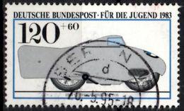 GERMANY 1983 1v Used Oblitéré Youth Welfare Motor Cycles Motos Motocyclettes Motorbikes Moto - Motorfietsen