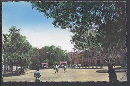 AF - DJIBOUTI - 29. La Place Ménélick - Ed. A. Leconte Paris - B/TB - - Gibuti